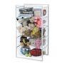 Basket Storage System 5 Tier 107x55.5x41.5cm