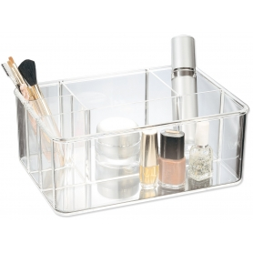 Glam Acrylic Organiser 5 Compartments