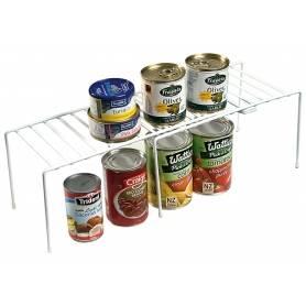 Shelf Extendable Wire White
