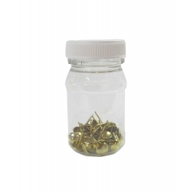 Plastic Jar 90ml Round