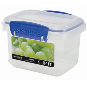 Sistema Klip It 400ml Food Storer
