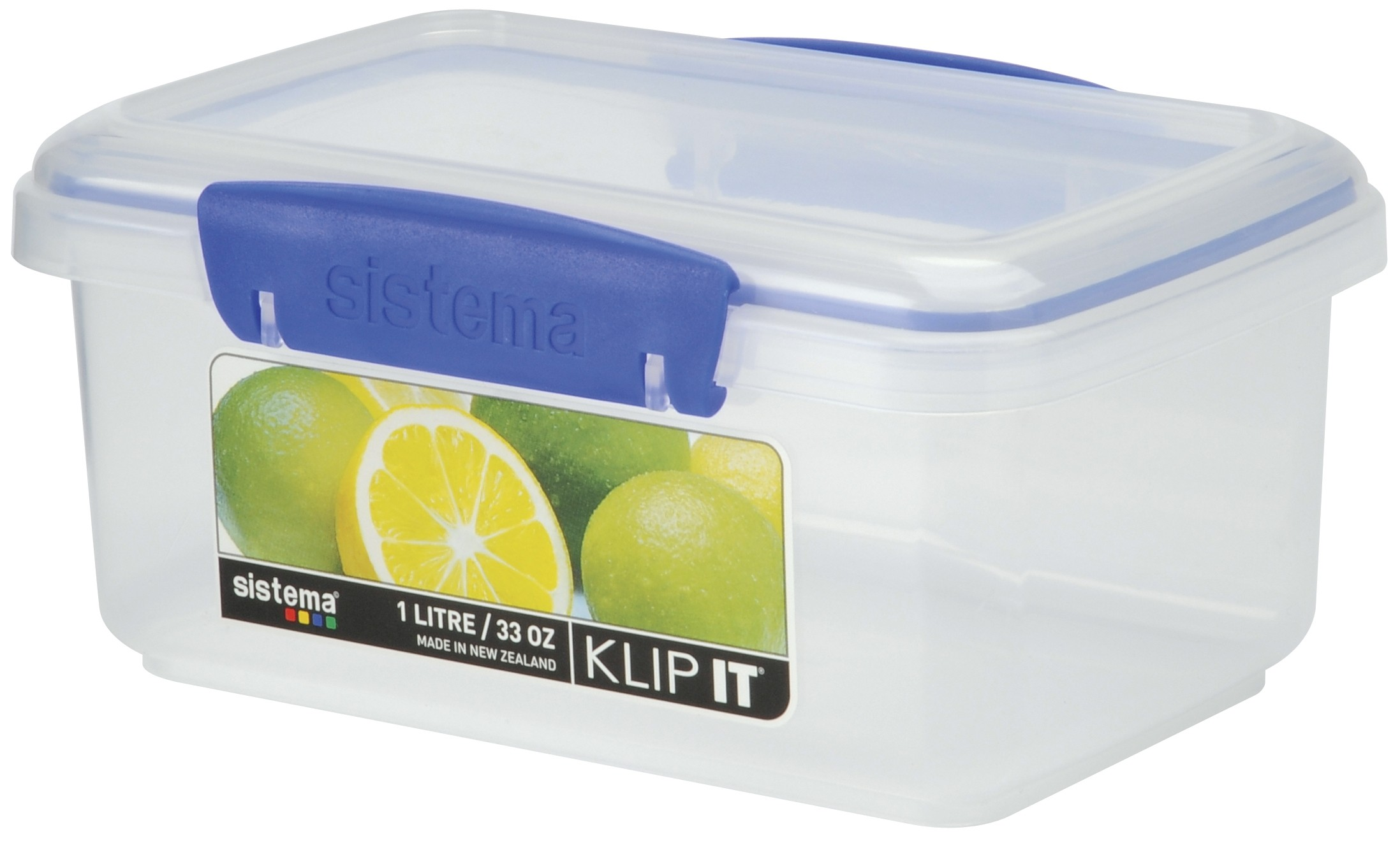 Sistema Klip It 1l Food Storer From Storage Box
