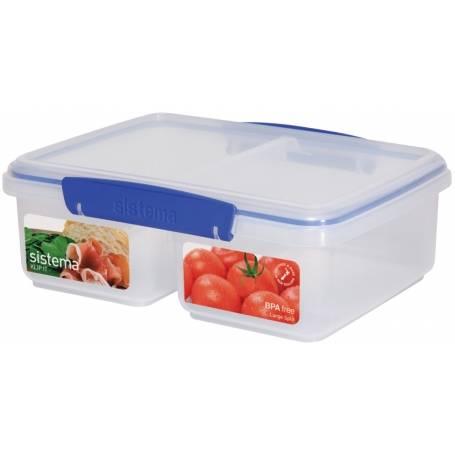 Sistema Klip It Split Food Storer 2L