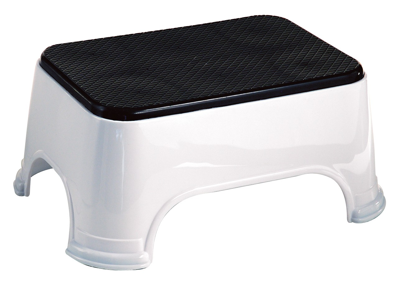sc 1 st  Storage Box & Step Stool Non-Slip White/Black from Storage Box islam-shia.org