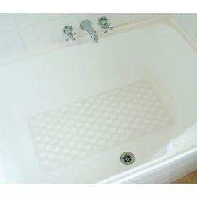 Clear PVC Bath Mat 38x82cm