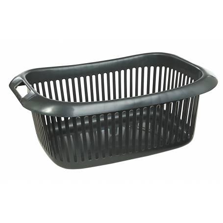 Perroplas Rossini Laundry Basket Titanium