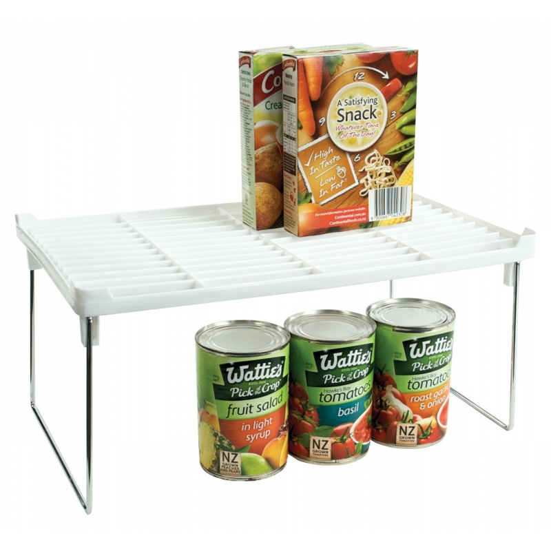 Pantry Shelf Stackable