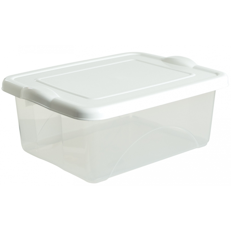 Taurus Box 15L with White Lid