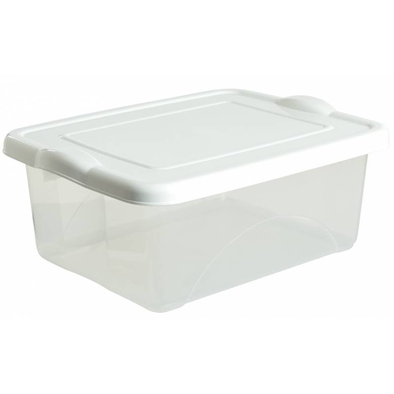Taurus Box 20L with White Lid