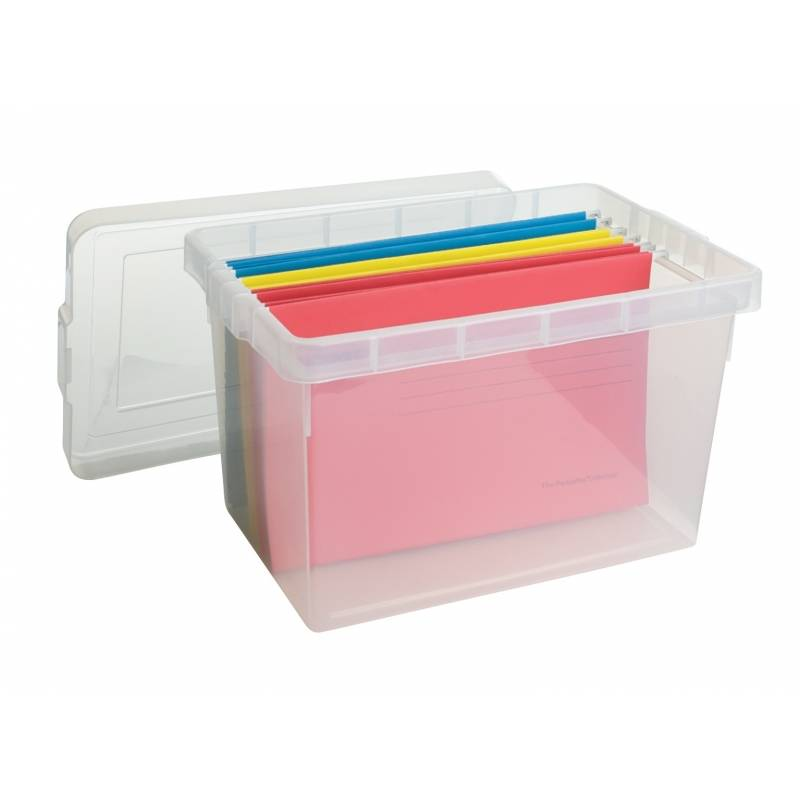 Filing Box A4 with Lid