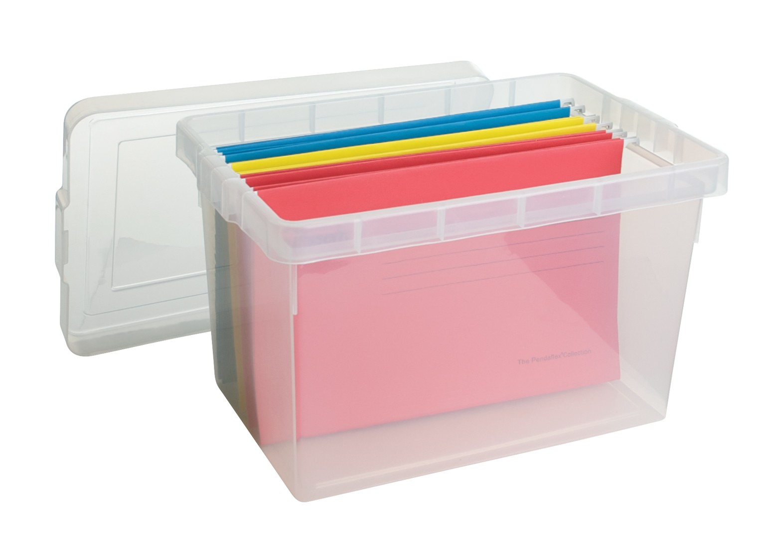 Filing Box A4 With Lid From Storage Box