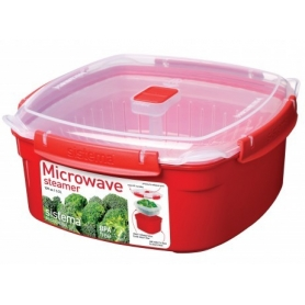 Sistema Microwave Steamer Large