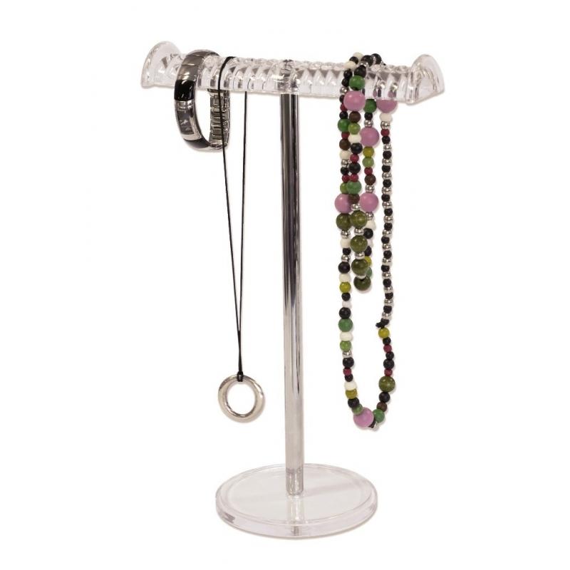Glam Acrylic Necklace Holder