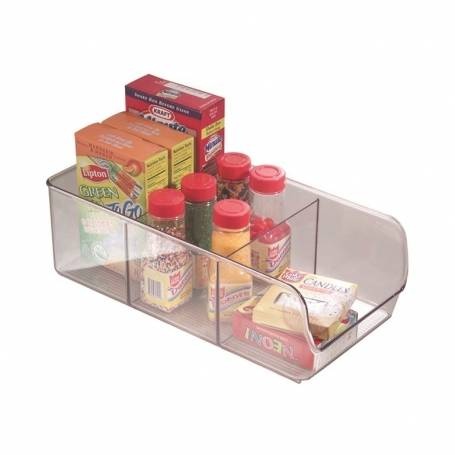 Linus Pantry Bin 3 Compartment