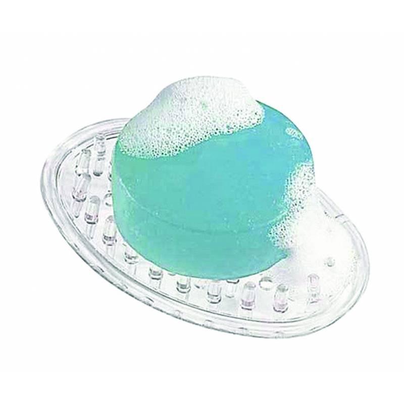 Acrylic Soap Dish Clear