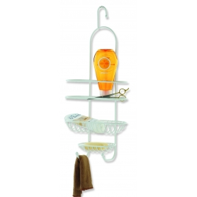 Shower Caddy with Hook