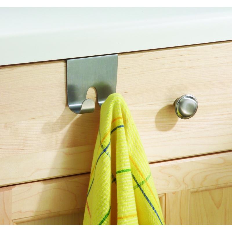Double Hook Over Cabinet Door