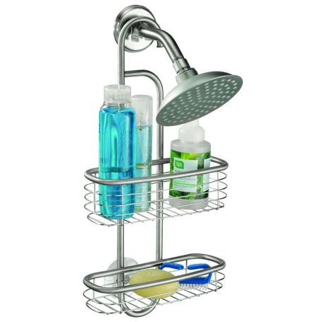 Shower Caddy with Two Baskets