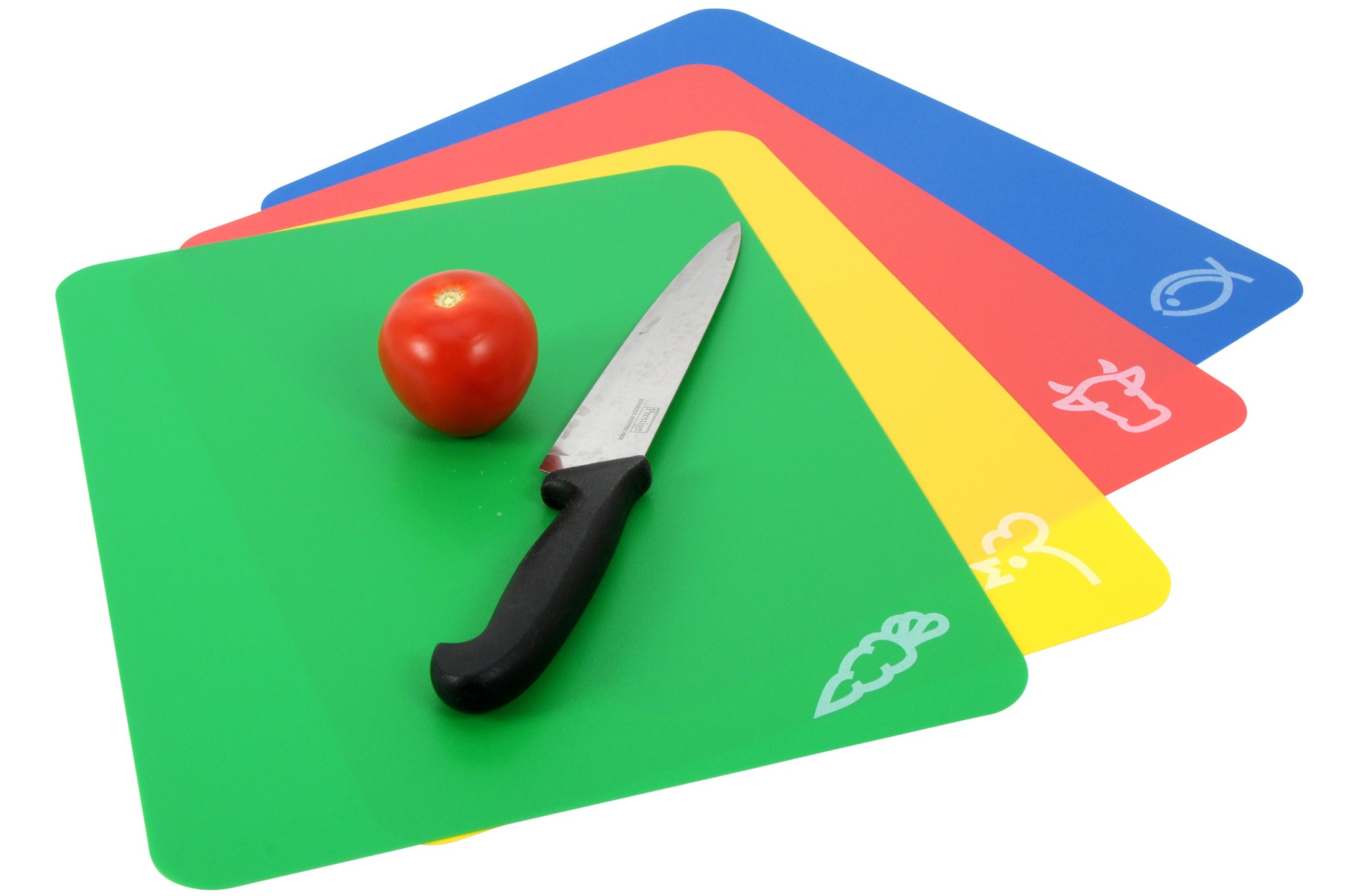 Flexible Chopping Board Set From Storage Box