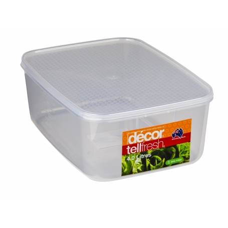decor tellfresh 4L Food Storer