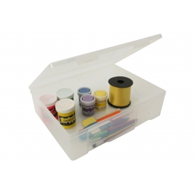 Fischer 1 Compartment Storage Box