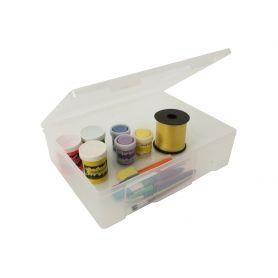 Fischer 1 Compartment Storage Box
