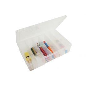 Fischer 6 compartment Deep Storage Box