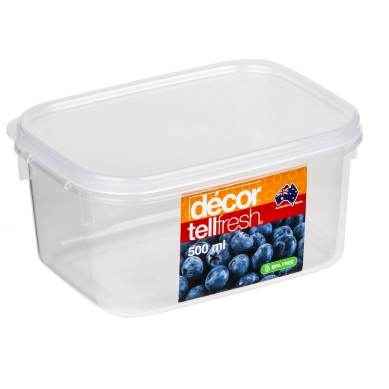 decor tellfresh 500ml Food Storer