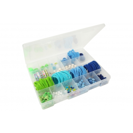 Fischer 20 Compartment Extra Large Storage Box