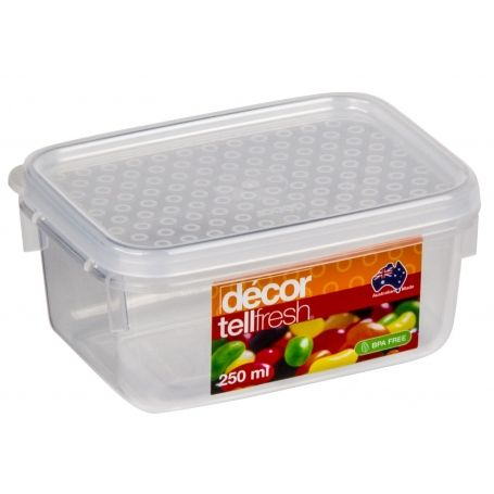 decor tellfresh 250ml Food Storer