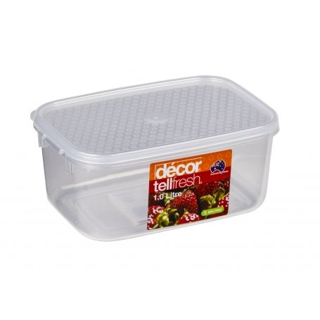 Tellfresh 1L Food Storer