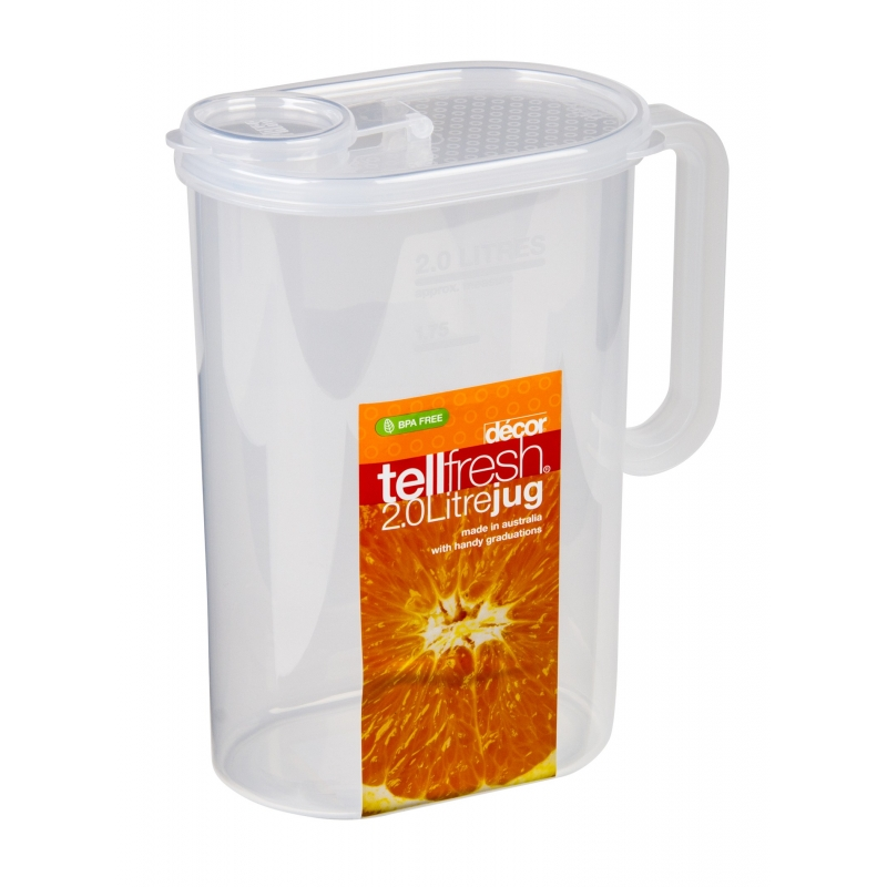 Tellfresh 2L Jug