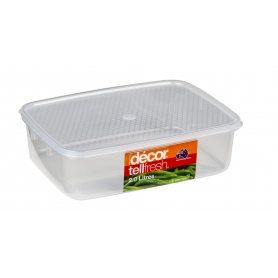Tellfresh 2L Food Storer Flat