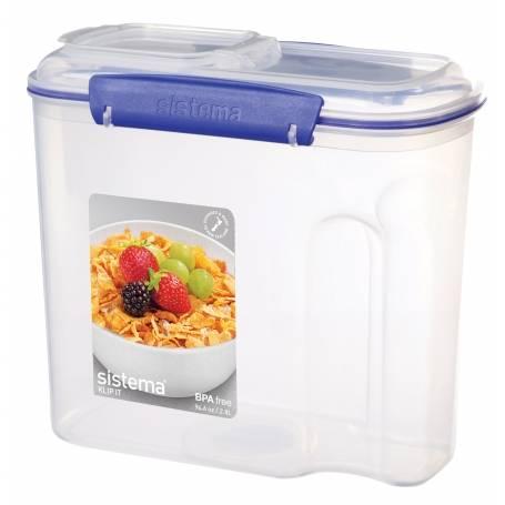 Sistema Klip It Cereal Storer 2.8L
