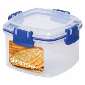 Sistema Klip It Cracker 400ml Food Storer