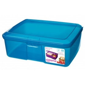 Sistema Klipo 3L Maxi Lunch Box