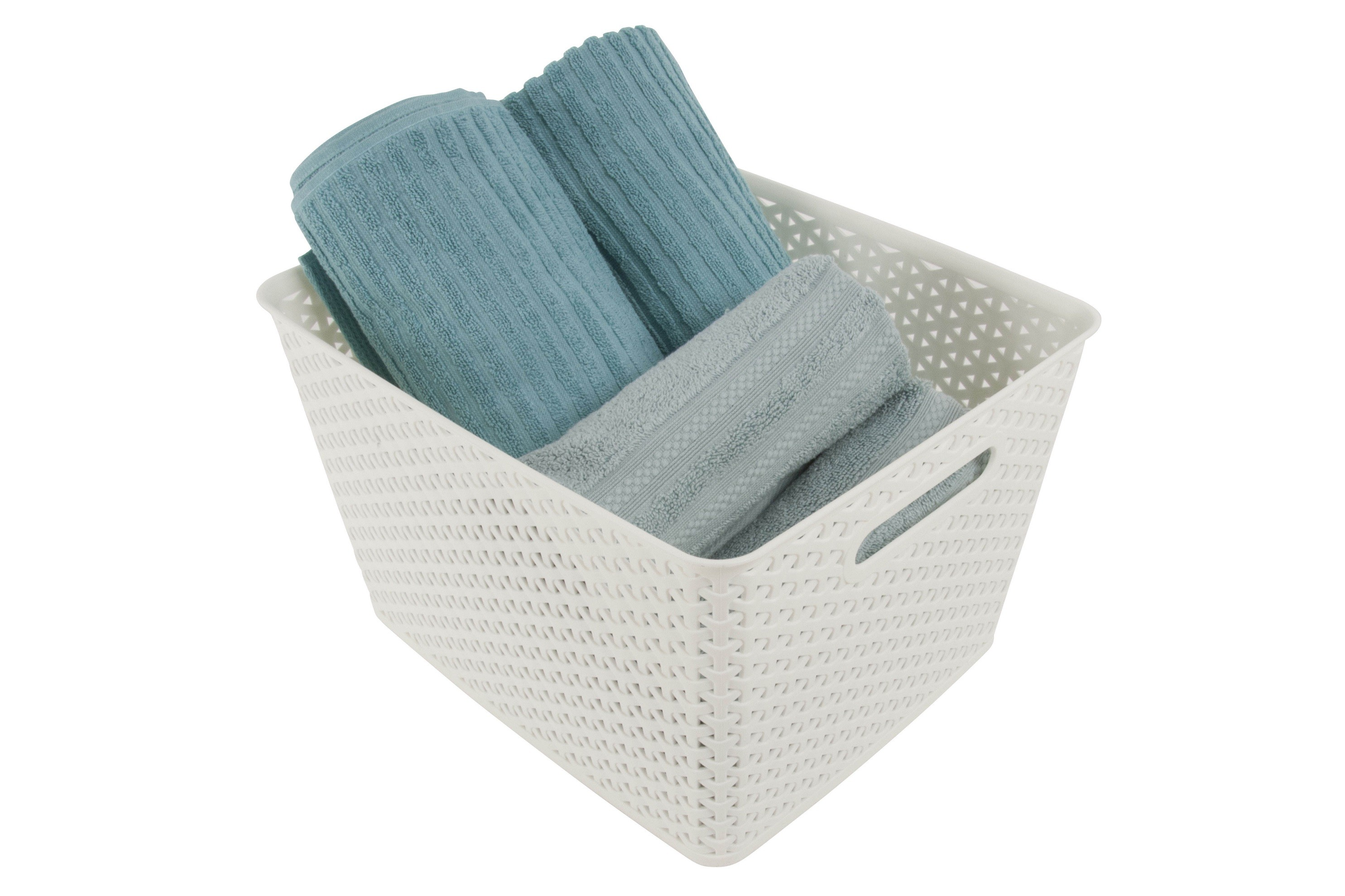 Rattan Style Basket Large from Storage Box