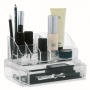 Glam Acrylic Organiser with Drawer