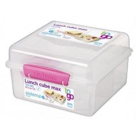 Sistema ToGo Lunch Box 2L with Yoghurt Pot