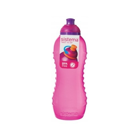 Sistema Drink Bottle 460ml Squeeze