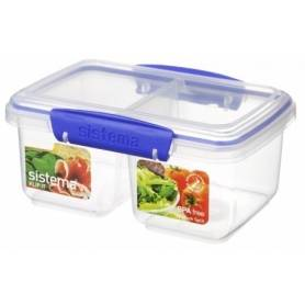 Sistema Klip It Split Food Storer 850ml