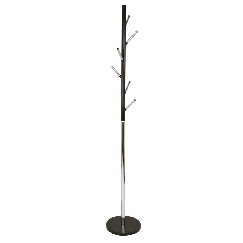 Coat Stand Black/Chrome