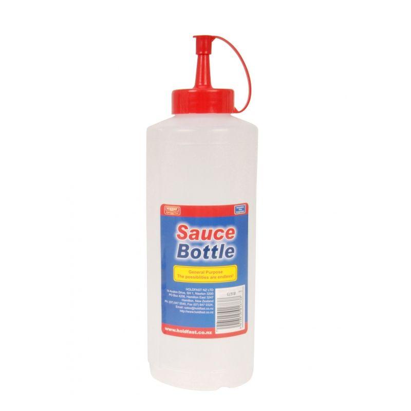 Sauce Bottle 1L with Cap