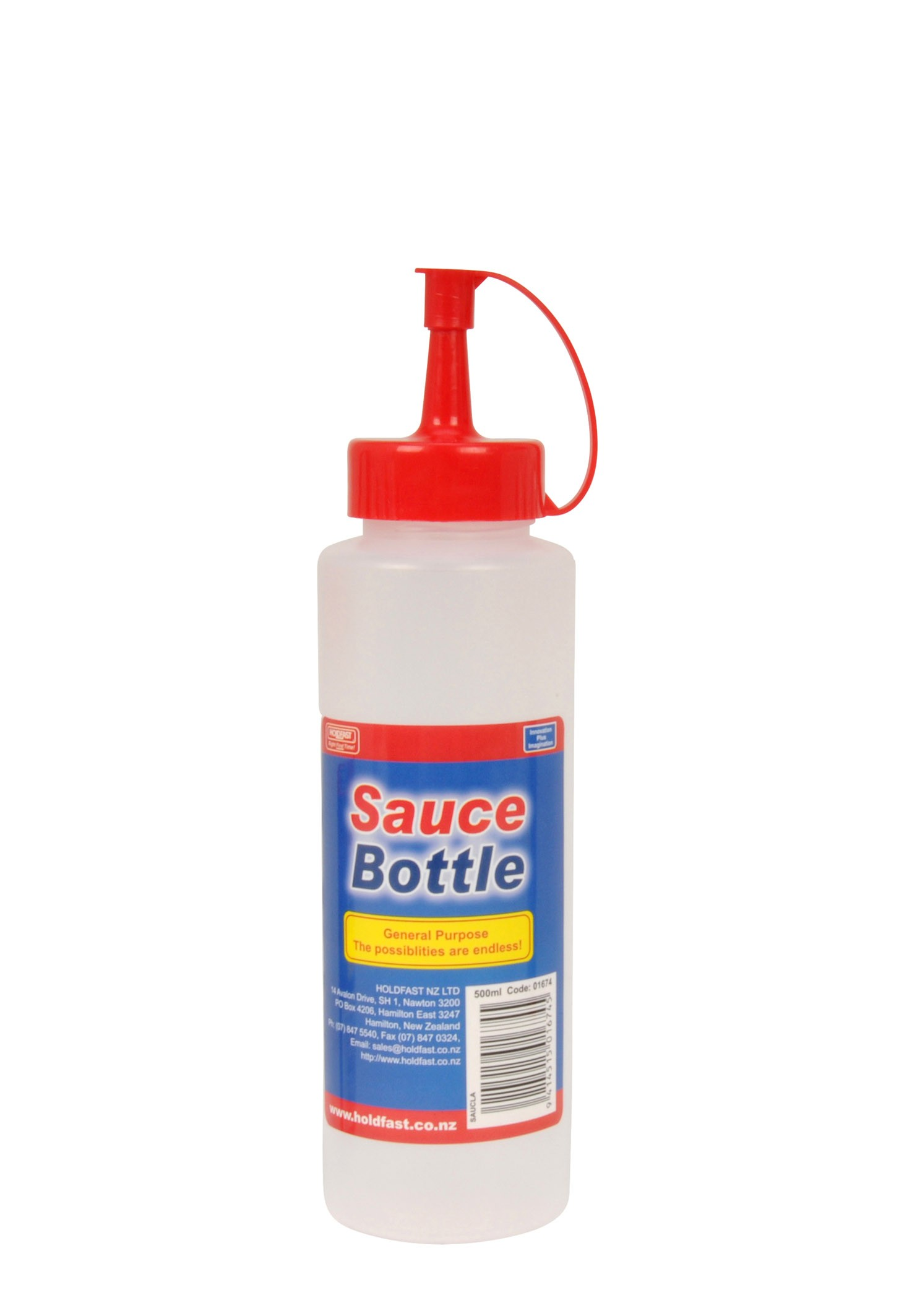 Sauce Bottle 500ml With Cap From Storage Box