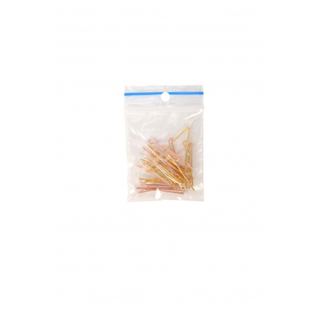 Resealable Bag 50mm x 60mm 100 Pack