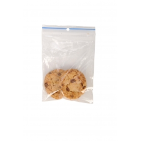 Resealable Bag 100mm x 130mm 100 Pack