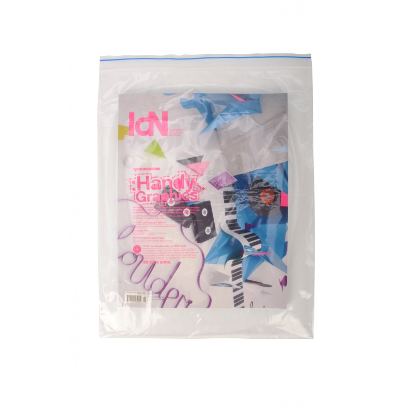 Resealable Bag 305mm x 380mm 50 Pack