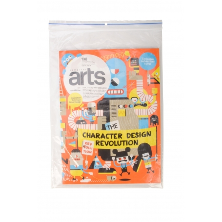 Resealable Bag 255mm x 355mm 50 Pack