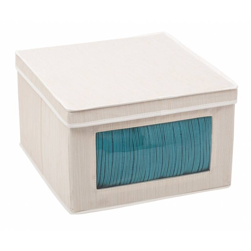 Bamboo Storage Box Large