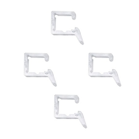 Elfa Drawer In & Out Stops 4 Pack